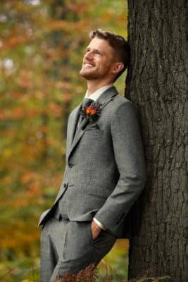 Green Wedding Look 4